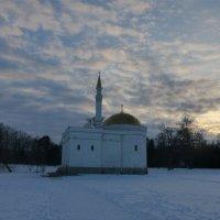 Зима в Екатерининском парке :: Елена Суханова