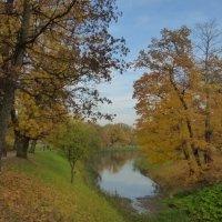 Пушкинская осень :: Елена Суханова