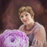 Как женщины похожи на цветы! Меня порою это удивляет. Они не могут жить без красоты. А красота нас в :: ALISA LISA