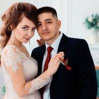 Вова и Настя. :: Александр Иванов