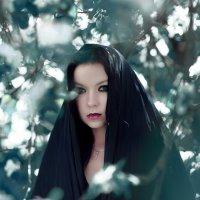 """Из серии """"Ведьма в цветущих садах"""" :: Анна Рыжковская (Егорова)"""