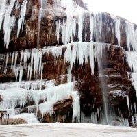 Водопад замерз! :: ирина