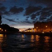 Ночной Петербург :: Елена Суханова