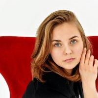портрет :: Зинаида Манушкина
