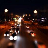 Ночной город. Астана :: Сергей Гроза