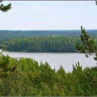 Карелия. Озеро Кончезеро. :: Ольга Кирсанова