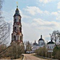 Никольский Берлюковский монастырь. 2013 г. :: Евгений Кочуров