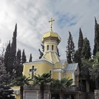 Дом-причта у собора Александра Невского. :: ИРЭН@ .