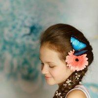 бабочки... :: Виктория Фомина