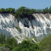"Меловый ""водопад"". :: Зоя Чария"