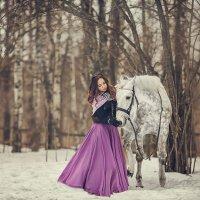 Зимняя история :: SVETLANA BYLOVA