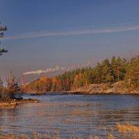 Осень на Ладоге :: Liliya Kharlamova