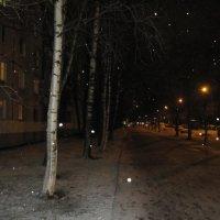 Последний зимний вечер... :: Наталья Герасимова