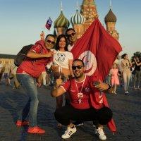 Чемпионат мира по футболу 2018. Болельщики Тунис. :: KS Photo