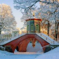 Крестовый мост :: Андрей Финогенов