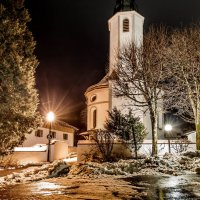 Зимний вечер :: ElenaV Gebert