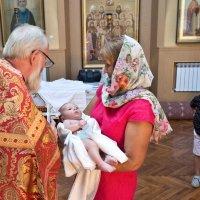 Обряд Крещения :: Андрей ТOMА©