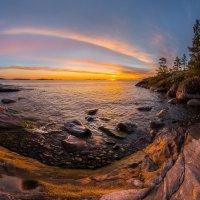 Панорама гранитной бухты :: Фёдор. Лашков