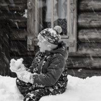 Снеговерть :: Роман Пацкевич