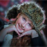 Весняночка, юная модель! (из серии) :: Борис Херсонский