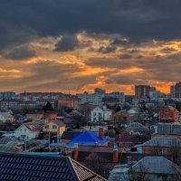 Вечернее небо :: Александр Гапоненко