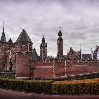 Парк Ривьеренхоф  и замок Стерксхоф. Бельгия. :: Надежда Лаптева
