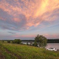 После дождя. Река Руза Московская область :: Наталия Горюнова