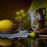 С лимончиками... :: Нэля Лысенко