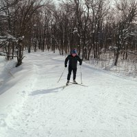 Март без лыж? Да вы шутите!  :-) :: Андрей Заломленков