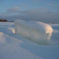 Снежный вечер :: Anna Ivanova
