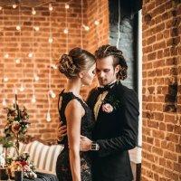 Black&white wedding story :: Анна Гоменюк