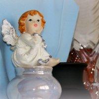 Мечтающий ангел :: Нэля Лысенко