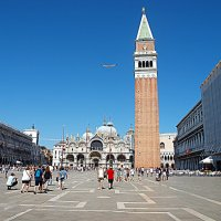 Венеция. Площадь Святого Марка. :: Владимир Драгунский