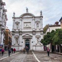 Венеция. Церковь Сан-Рокко :: Олег Oleg