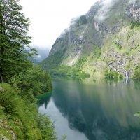 Горное озеро :: Лидия Бусурина