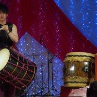 Японский барабанщик. :: Николай Тишкин