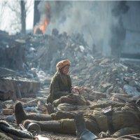 После боя :: Дмитрий Головин