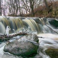 Водопад. :: Геннадий Порохов