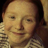 Моно Лиза в детстве. :: Елена