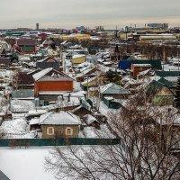 Зима - 2-я серия. :: Sergey Kuznetcov