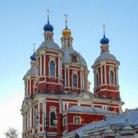 Клементовская церковь :: Сергей Лындин