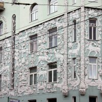 Чистопрудный бульвар, 14. :: Валентина Харламова