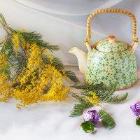 К чаю. :: Елена Струкова
