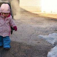 Ну когда уже растает этот снег? ) :: Тамара Бедай