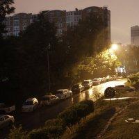Ночь....просто я так вижу :: Александр С