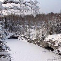 Зимняя сказка :: Елена Суханова