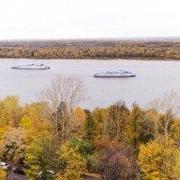 Осень в Нижнем Новгороде :: Игорь Денисов