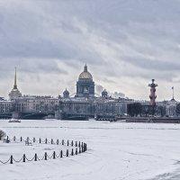 Зимний март. :: Александр