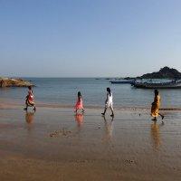 Индия, Западное побережье, Гокарна :: Lyudmyla Pokryshen