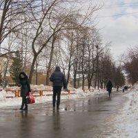 В городе Март. :: Михаил Полыгалов